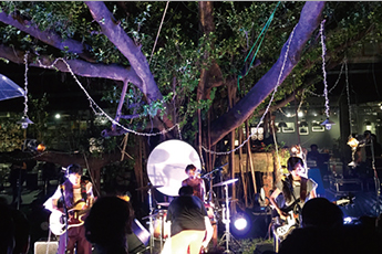 In June 2015, PARCO held an event in Bangkok, Thailand, where cultural exchange with local creators took place
