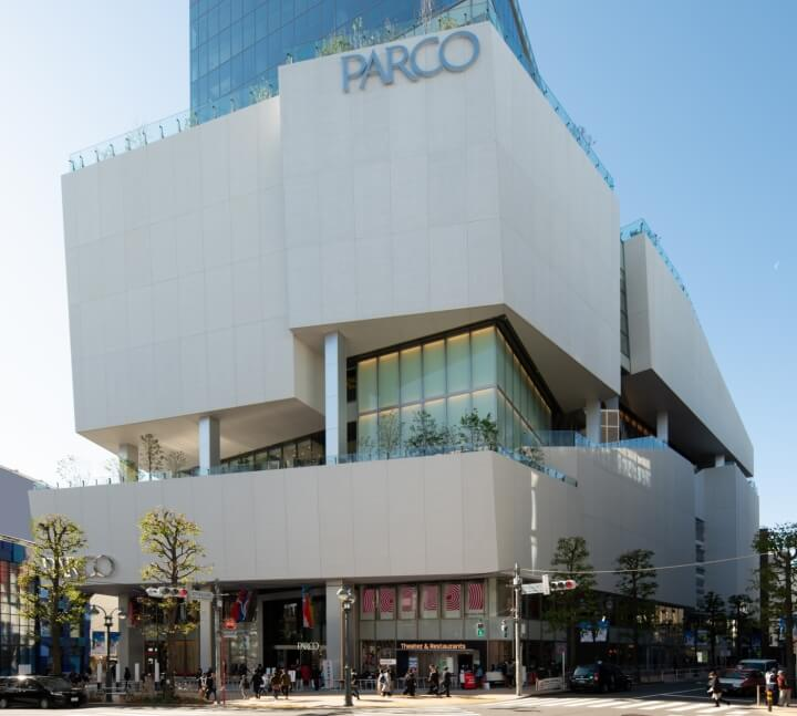 Next Generation Commercial Space Shibuya PARCO Opens.